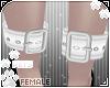 [Pets] Anklecuff | white