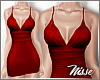 n| Adore Red Dress