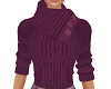 TF* Purple Sweater