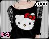 ~KN~ Hello Kitty Top