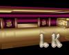 Burgandy Gold Reception