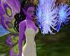purple fairy ears