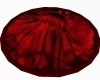 Redflowers Round Rug