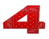 ''4'' Number