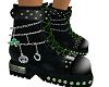 Sweet Irish Punk boots
