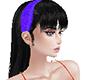 Shiloh black purple