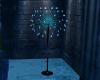 Mystic Blue Club Lamp