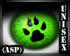 (Asp) Furry Lenses Lime