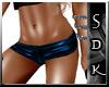 #SDK# Blue Sexy Pants
