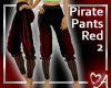.a Pirate Pants RD/BLK 2