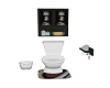 bathroom toilet set