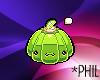 Pixels Lime Jelly*pH