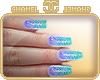 ! Mermaid Nails