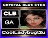 CRYSTAL BLUE EYES