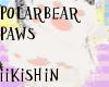 PolarBear Paws