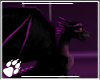 WS ~ Pink n Black Dragon