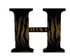 Tiger Print H