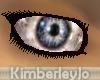High Shine Eyes Blue