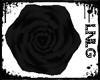 L:Hair Rose-Black
