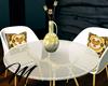 .V. Luxury Table Set