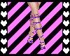 lacey Purple Shoes