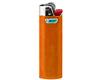 EA' BIC Lighter Orange
