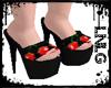 L:LG Heels-Cherry