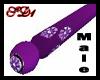 SD Cane Pimpin Purple M