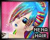 * Nena - rainbow blue
