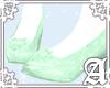 Glass Slippers~ Mint