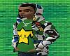 *CA* Hoodsta Green