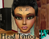 Head tattoo/band