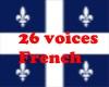 48 Voix Quebec Drole
