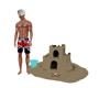 No Pose Sandcastle
