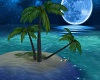 *Private Moonlit Isle*