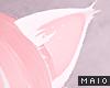 🅜 NEKO: ears 1 white