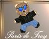 PdT Toy Biker Bear