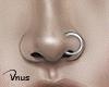 Nose Piercing (Silver)