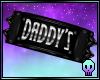 Daddy's Armband R / F