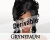 Derivable messy hair 4