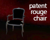 Patent Rouge Chair