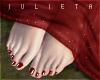 J! Fl Feet Garnet 2.0