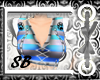 !SB! Paw top [Blue]