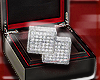 ICEY DIAMOND EARRINGS