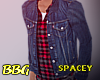 ! Levi's By Spacey