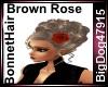[BD]BrownRoseBonnetHair