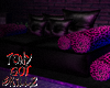 ☽. Comfy Club Couch
