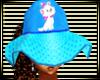 ALA Aristocats visor-blu