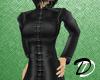 Black Full Length Coat