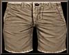 [LM]M Casual Shorts-Tan